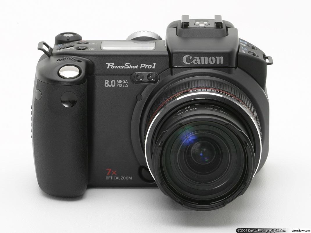 84 Инструкция на Canon  PowerShot Pro1