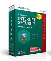 Kaspersky Internet Security 2 ПК / 12 мес