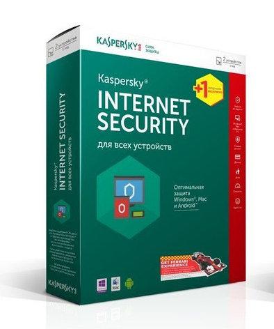 Kaspersky Internet Security 2 ПК / 12 мес, фото 2