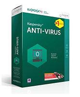 Kaspersky Антивирус 2 ПК / 12 мес