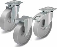 Жаростойкие колеса из чугуна