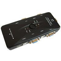 KVM Switch 4 port (FJ-4UK) USB
