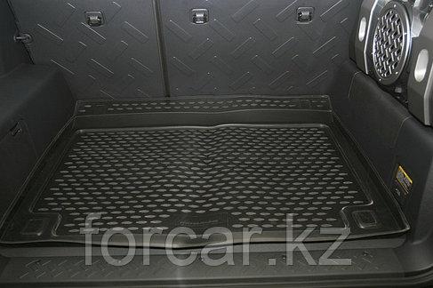 Коврик в багажник  на  FJ-Cruiser 2006 -, фото 2