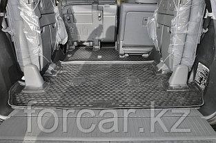 Коврик в багажник TOYOTA Land Cruiser 200 11/2007-2012, 2012->, внед., 7 мест., фото 3