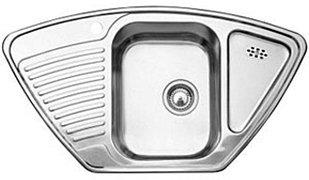 Кухонная мойка нержавейка Blanco Tipo 9 E  (511582)