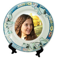 Фото на тарелку, печать на тарелку