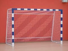 Ворота для минифутбола/гандбола передвижные с противовесом, фото 3