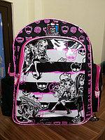 """Школный рюкзак  Монстр Хай """"14"""" ( Monster High Школа Монстров ), фото 1"""