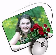 Фото на компьютерный коврик для мышки, коврик на заказ с фото и рисунком