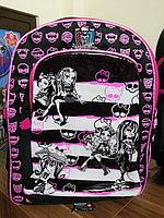 """Школный рюкзак Монстр Хай """"16"""" ( Monster High Школа Монстров ) , фото 1"""