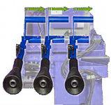 Станок шиномонтажный мобильный для грузовых авто NORDBERG 46TRKM, фото 3