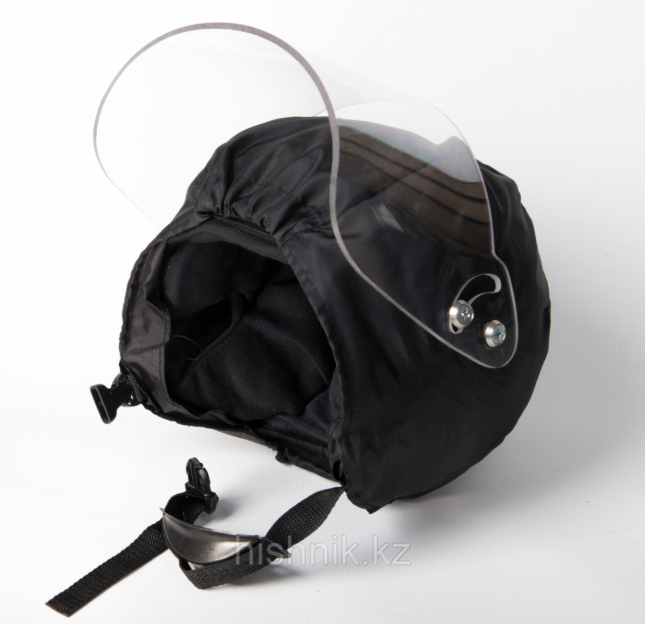 """Шлем защитный """"Альфа-2"""" с противоосколочным забралом"""