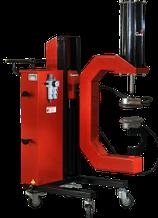 Вулканизатор для грузовых автомобилей Сибек Эльф-П (с пневматическим приводом)