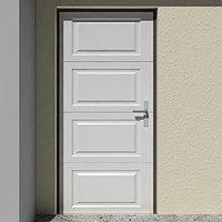 Дверь гаражная стандартной серии