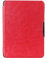 Кожаный чехол для Amazon Kindle Voyage (красный), фото 1