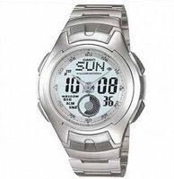 Часы Casio AQ-160WD-7BVDF