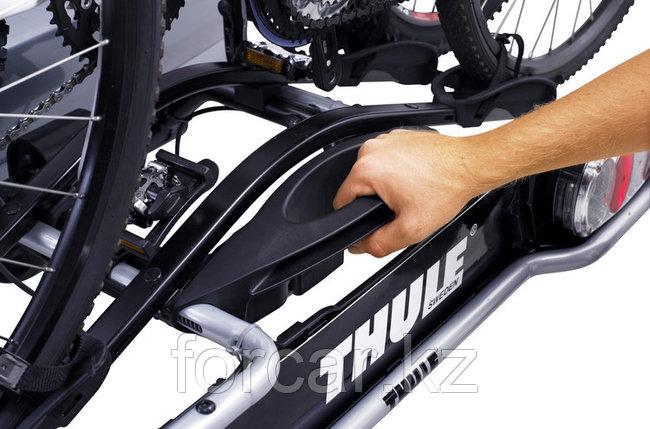 Багажник для перевозки 2-х велосипедов на фаркоп Thule EuroRide 941 (Швеция), фото 2