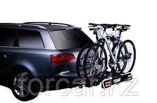 Багажник для перевозки 2-х велосипедов на фаркоп Thule EuroRide 941 (Швеция), фото 3