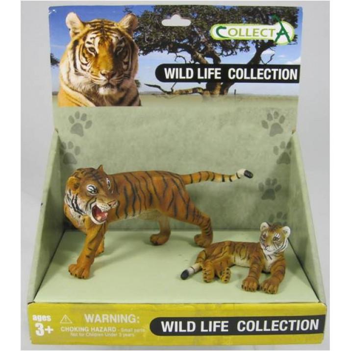 CollectA 2 фигурки Тигров