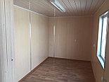 Утепленный контейнер, под жилье, бытовка, вагончик!, фото 2