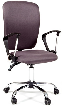 Кресло CHAIRMAN 9801 Chrome