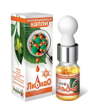 ЛибидО, капли из лекарственных растений 10 мл