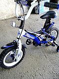 """Двухколесный велосипед Prego 12"""", фото 3"""