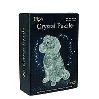 "3d Crystal Puzzle головоломка ""Собака"""