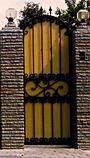 Ворота металлические с установкой, фото 2