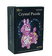"3d Crystal Puzzle головоломка ""Пони"""