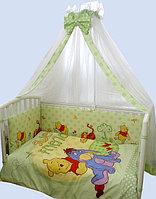 Комплекты в кроватку, постельное белье, бортики