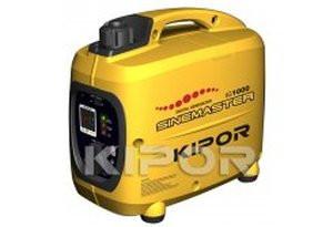Генератор IG2000s KIPOR  (Номинальная мощность: 1,6 кВт, Максимальная мощность: 1,6 кВА)