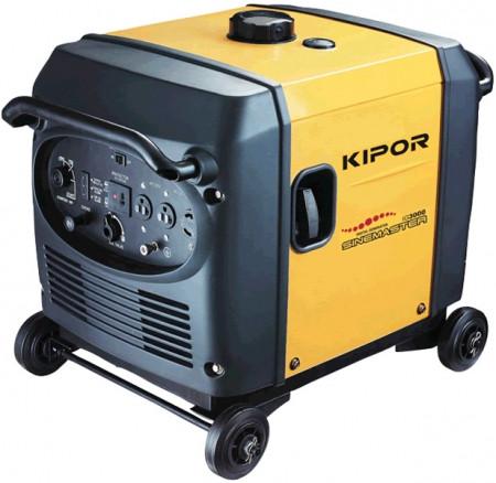 Генератор IG3000 KIPOR  (Номинальная мощность: 2,8 кВт, Максимальная мощность: 2,8 кВА)