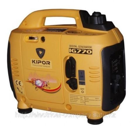 Генератор IG770 KIPOR (Номинальная мощность: 0,7 кВт, Максимальная мощность: 0,7 кВА)