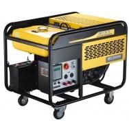 Бензиновый генератор KGE12E KIPOR (Номинальная мощность: 8,5 кВт, Максимальная мощность: 8,5 кВА)