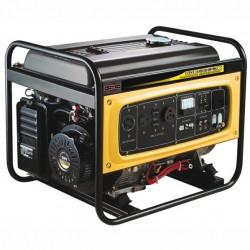 Бензиновый генератор KGE6500X3KIPOR  (Номинальная мощность: 5,6 кВт, Максимальная мощность: 5,6 кВА)