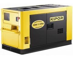 Дизельный генератор KDE40ST3 KIPOR (Номинальная мощность: 30 кВт, Максимальная мощность: 40 кВА)