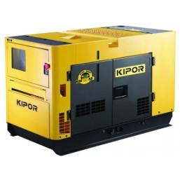 Дизельный генератор KDE150SS3+KPA40200DQ52AKIPOR Номинальная мощность:108кВт, Макс.мощность:135 кВА