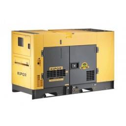 Дизельный генератор KDE225SS3+KPA40400DQ53BKIPOR Номинальная мощность:150 кВт,Макс.мощность:187,5кВА
