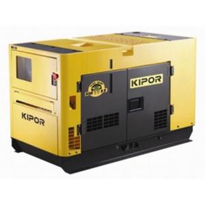 Дизельный генератор KDE30SS+KPEC40200DP52A KIPOR Номинальная мощность: 23 кВт, Макс. мощность: 23кВА