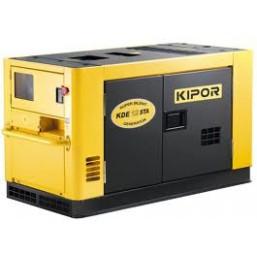Дизельный генератор KDE400SS3+KPA40630DQ52A KIPOR Номинальная мощность:280 кВт,Макс.мощность:350 кВА