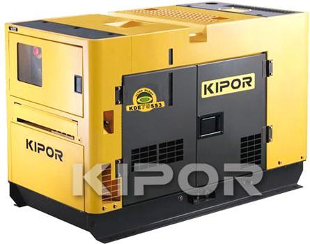 Дизельный генератор KDE45SS3+KPEC40075DQ52AKIPOR Номинальная мощность: 29,3 кВт,Макс.мощность:37 кВА