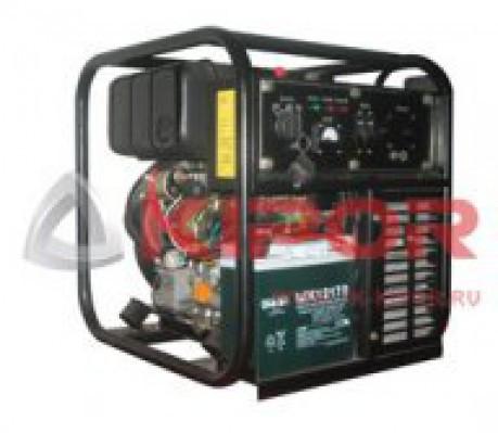 Дизельный генератор ID2200E KIPOR  (Номинальная мощность: 1,9 кВт, Максимальная мощность: 1,9 кВА)