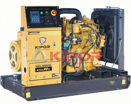 Электростанция KDE13E3 KIPOR  (Номинальная мощность: 8,84 кВт, Максимальная мощность: 10,6 кВА)