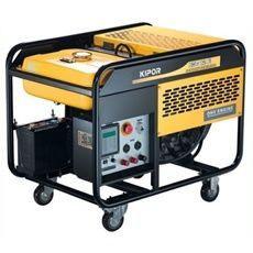 Сварочный генератор KGE280EW KIPOR  (Номинальная мощность: 5 кВт, Максимальная мощность: 5,3 кВА)