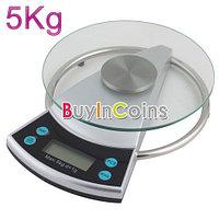 Кухонные электронные весы (5 кг.)