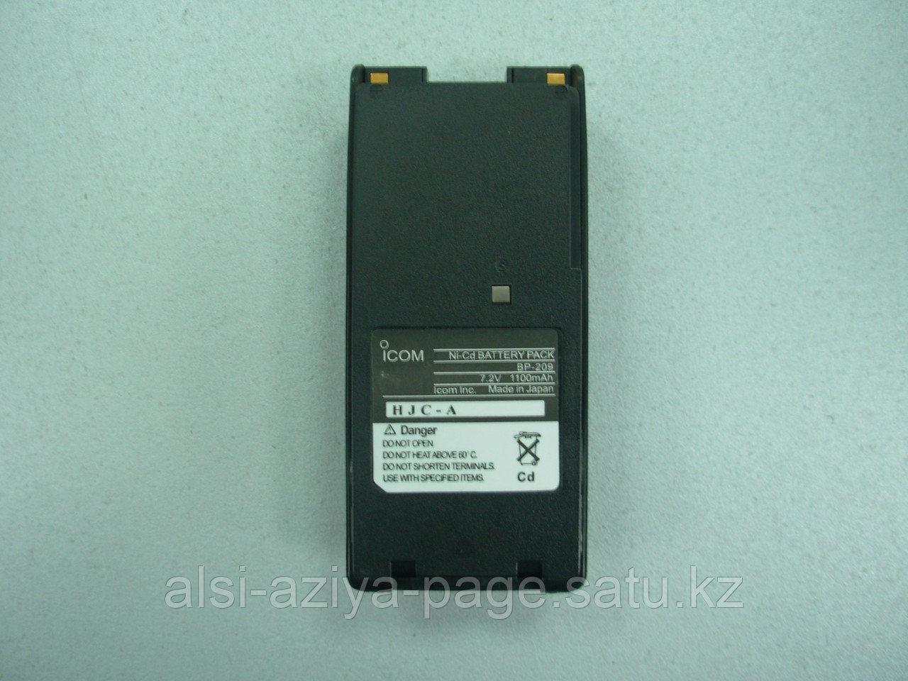 Аккумулятор ICOM  для IC-F11/F2/F3GT(GS)/F4GT(GS)