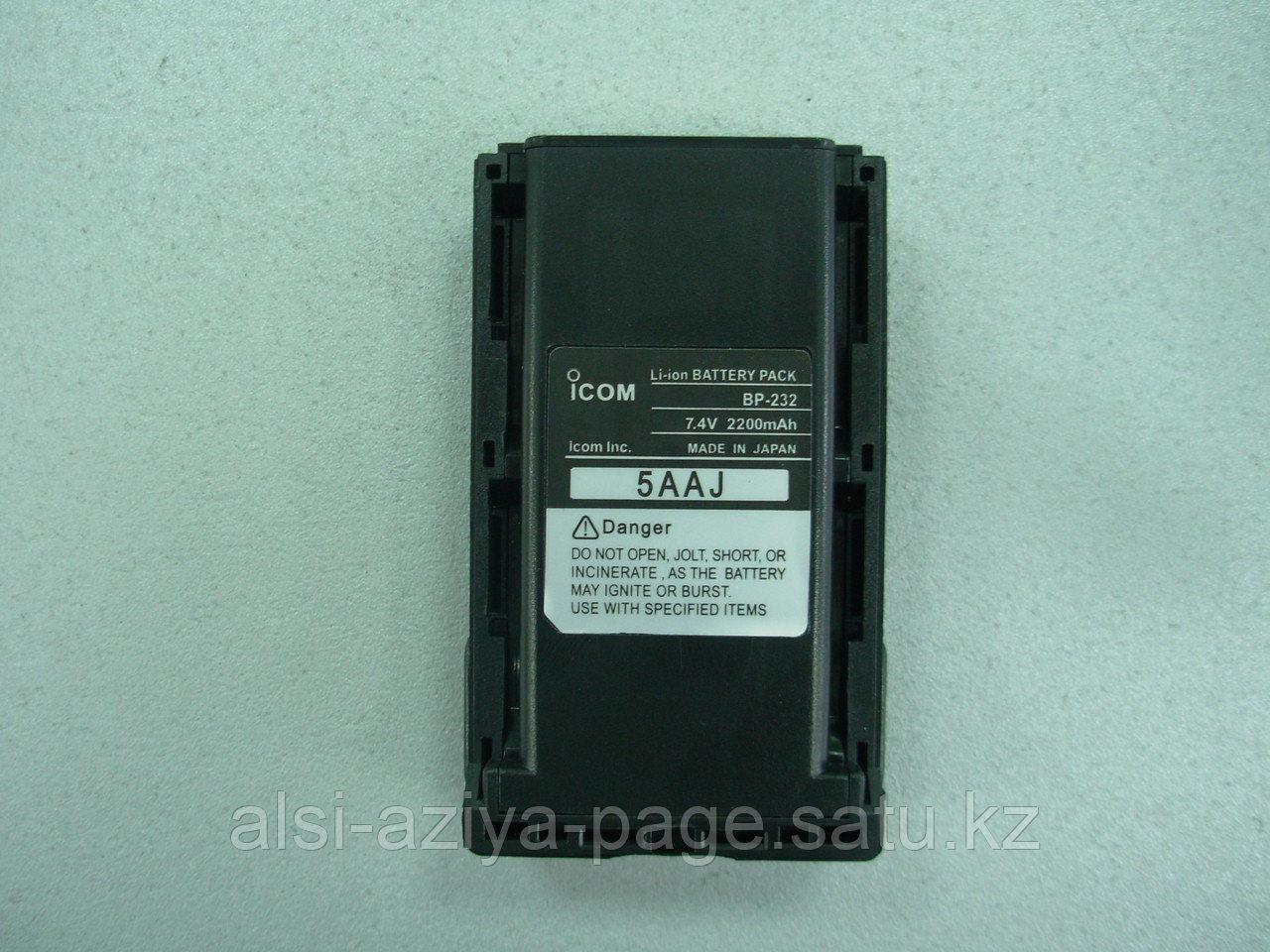 Аккумулятор ICOM для IC-F16/F26/F33/F43