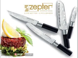 Коллекция ножей FELIX ZOLINGEN от ZEPTER