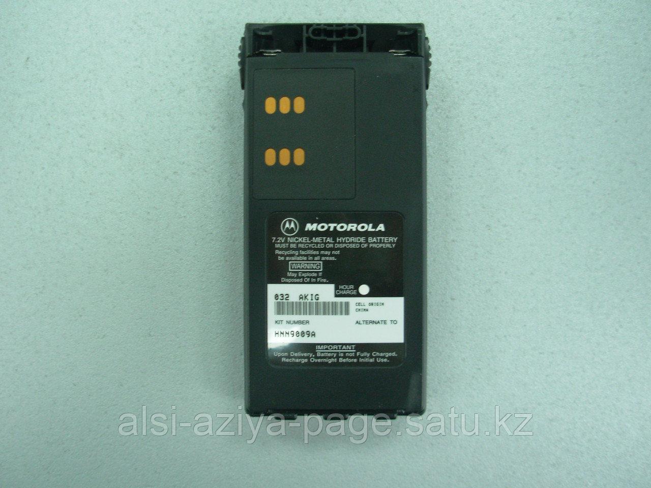 Аккумулятор для GP1/3/6/1280 Motorola